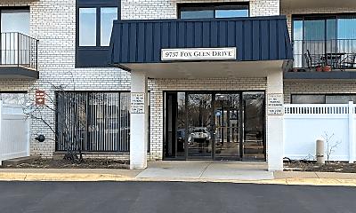 Building, 9737 Fox Glen Dr, 1