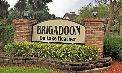 Community Signage, 16573 Brigadoon Dr, 0