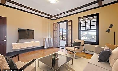Living Room, 2641 Girard Ave S 7, 1