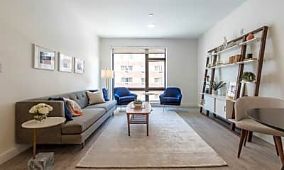 Living Room, Holmes Beverly, 1