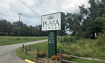 Plaza Towers Apartments, 1