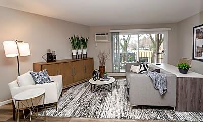 Living Room, The Birchway, 1