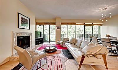 Living Room, 9333 Memorial Dr 410, 0