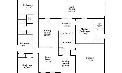 Building, 2452 Courtland Blvd, 1