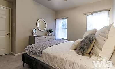 Bedroom, 4201 Monterey Oaks Blvd, 1