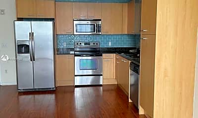 Kitchen, 1350 NW 8th Ct BB-6, 0