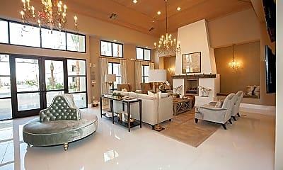 Living Room, 7100 E Lincoln Dr 3162, 1