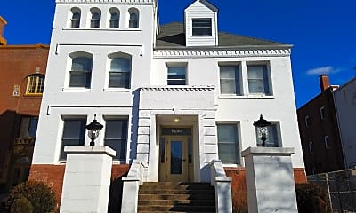Building, 3805 Lindell Blvd, 0