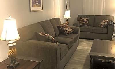 Living Room, 5423 E 27th St, 1