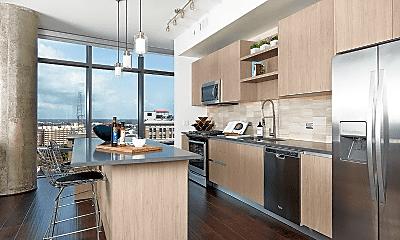 Kitchen, 407 Travis St, 0