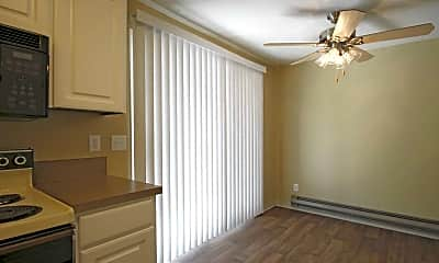 Dining Room, Sugar Pine Townhomes, 1
