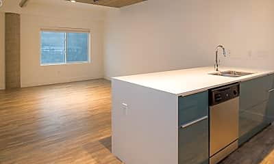Kitchen, 200 S Center St, 1