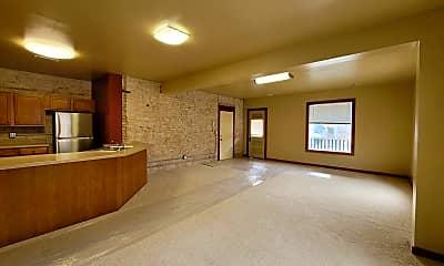 Living Room, 409 S 1st St, 1