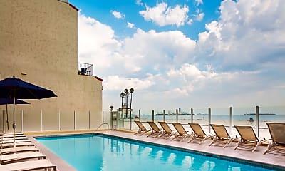 Pool, 1900 Ocean Beach Club, 1