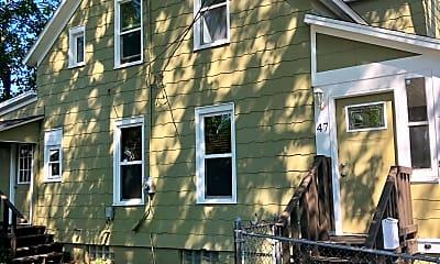 Building, 47 Mack Ave NE, 1
