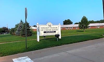 Legacy Manor Of Cedar Rapids, 1