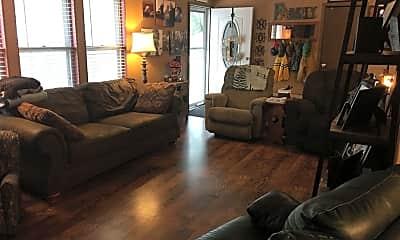 Living Room, 321 N Iowa St, 1
