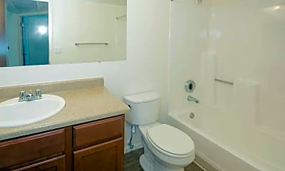 Bathroom, Rio Seco, 2