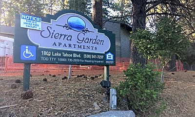 Sierra Garden Apartments, 1