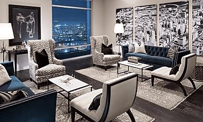 Living Room, 2927 Weslayan St, 1