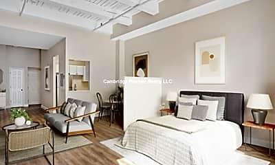 Living Room, 129 Franklin St, 2