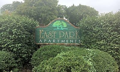 East Park Apartments, 1