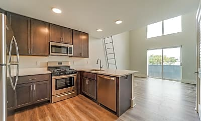 Kitchen, 660 Grand St 205, 0