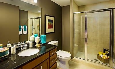 Bathroom, 2001 Clarendon Boulevard, 2