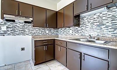 Kitchen, Level on 17th, 1