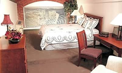 Bedroom, Cordis Mills, 2
