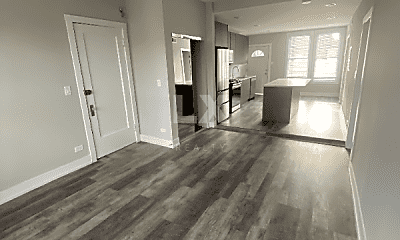 Living Room, 2408 N Tripp Ave, 1
