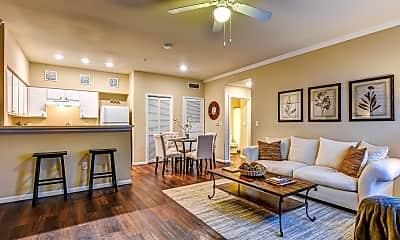 Living Room, Chandler Creek Apartments, 0