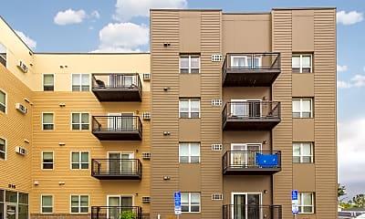 Building, Minnesota Heights, 0