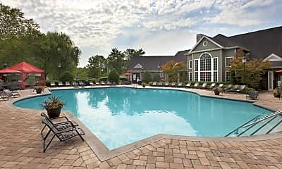 Pool, Preserve at Brentwood, 1