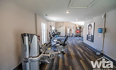 Fitness Weight Room, 3505 South Lamar, 2