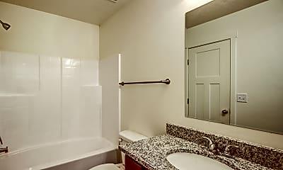 Bathroom, The Brickyard, 2