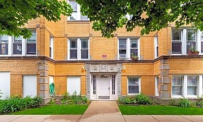 Building, 2503 N Washtenaw Ave 2, 1