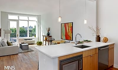 Kitchen, 169 16th St 4-A, 1