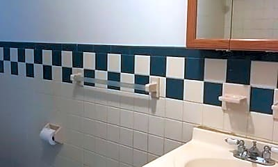 Bathroom, 387 Avenue C 1, 2