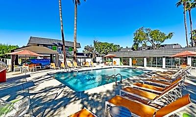Pool, 710 S Hardy Dr, 1