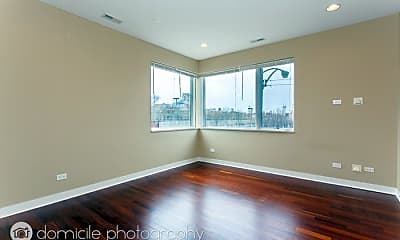 Bedroom, 1162 W Hubbard St, 2