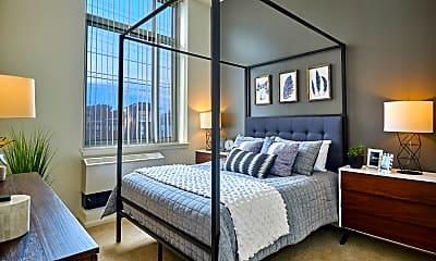 Bedroom, Halstead Station, 2