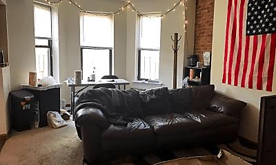 Living Room, 54 Gainsborough St, 0