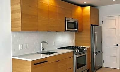 Kitchen, 10 Provost St 509, 1