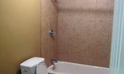 Bathroom, 4115 Springfield St, 2