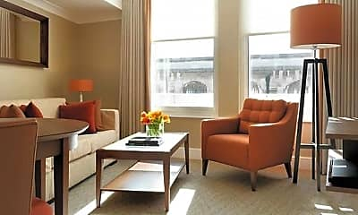 Living Room, 5438 Westheimer Rd, 1