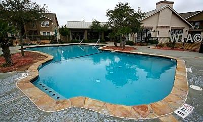 Pool, 1980 Horal, 1