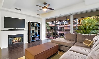 Living Room, 7131 E Rancho Vista Dr 3003, 0