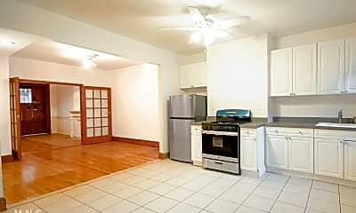 Kitchen, 39 Halsey St GARDEN, 1