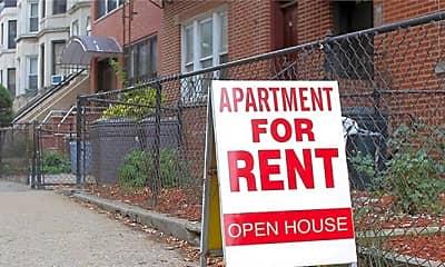 Community Signage, 2691 Reservoir Ave, 1